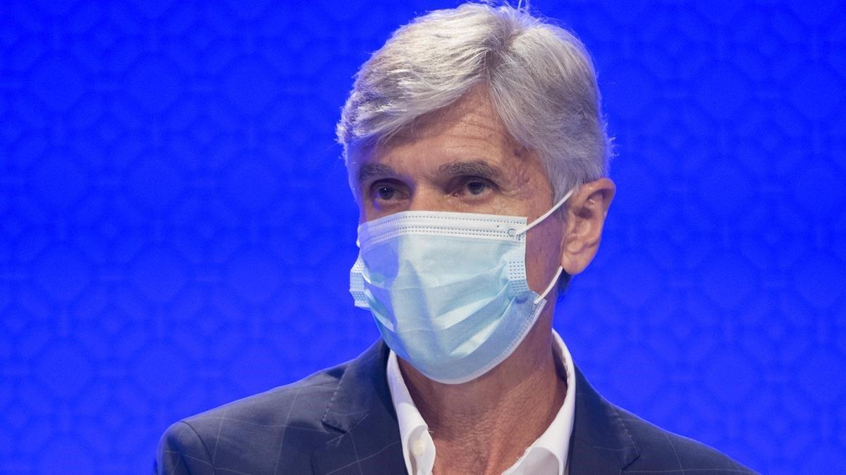 Argimon demana al Govern «limitar la mobilitat» per la situació de Madrid