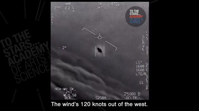 La Marina dels EUA confirma que aquests vídeos d'ovnis són reals