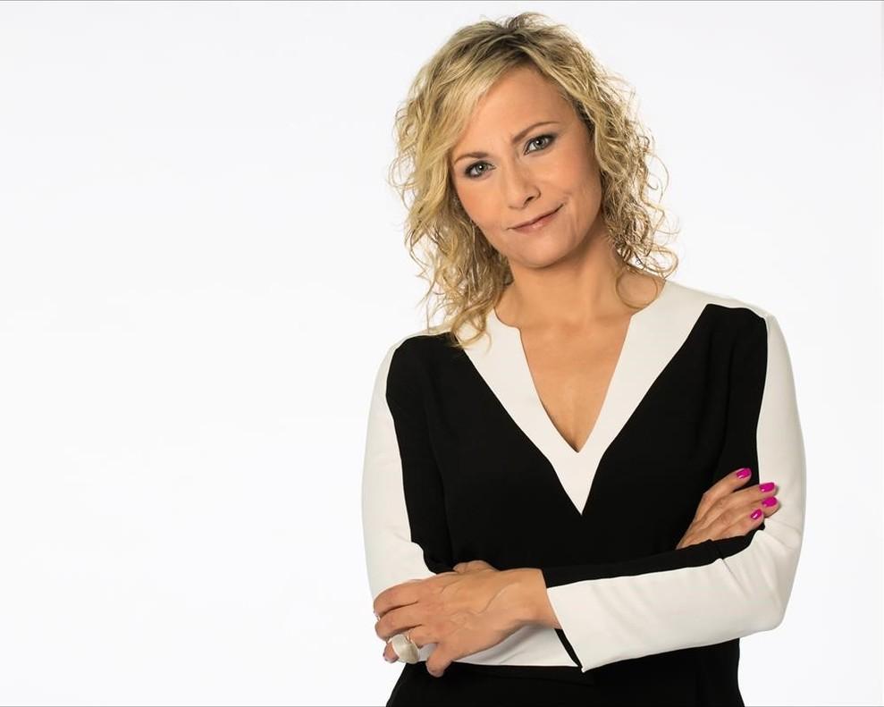 Mònica Terribas, realizadora de 'El matí de Catalunya Ràdio'.