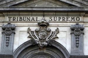 El Tribuanl Supremo