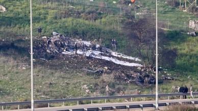 Abatido un avión israelí que atacaba objetivos iranís en Siria