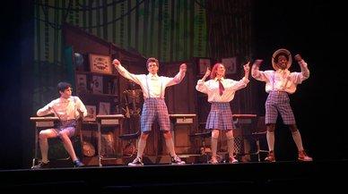 'Ningú és un zombi', un musical juvenil diferente que defiende la diversidad