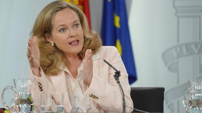Calviño retira la seva candidatura per a l'FMI