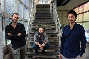 Los italianos DEA Trio, una de las propuestas destacadas del 'Tast de Jazz' de Mataró.