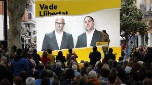 La presó de Soto del Real, col·lapsada per les cartes de recolzament a Junqueras i els altres polítics catalans
