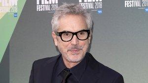 Alfonso Cuarón, en Londres, el pasado 13 de octubre.