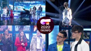 Algunos de los momentazos de la gala 11 de 'OT 2020'.