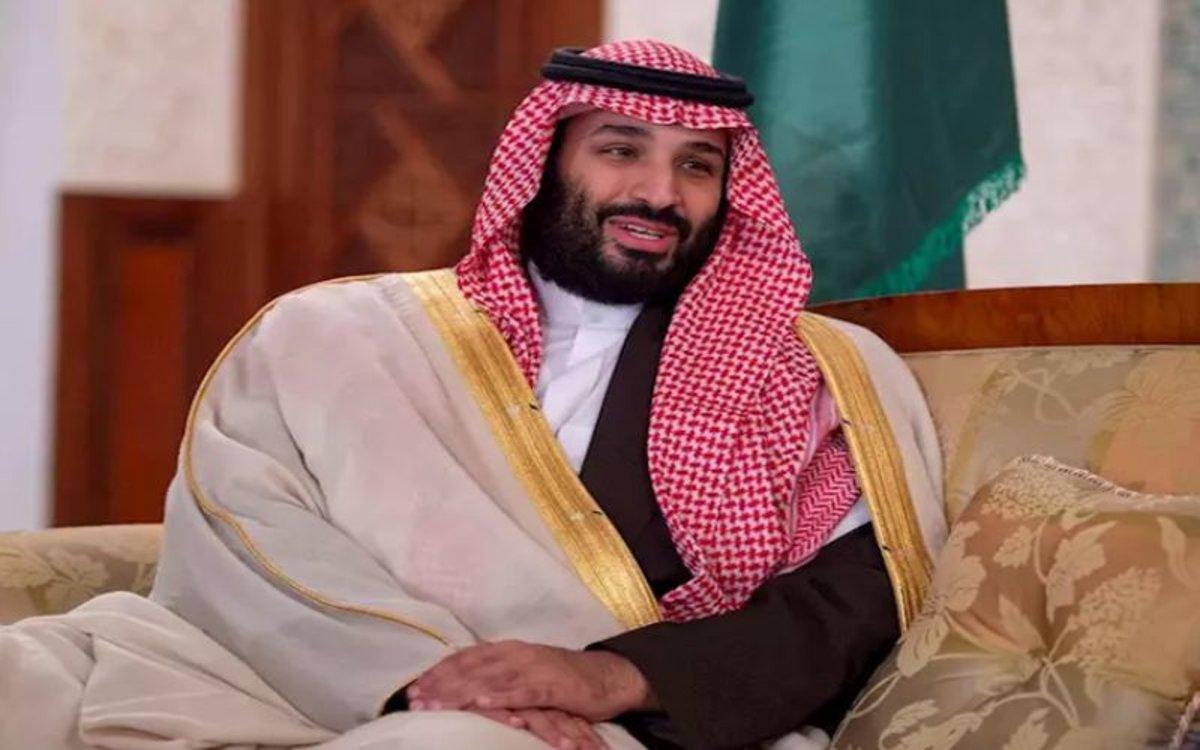 Mohamed bin Salmán, príncipe heredero saudí.