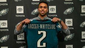 Una àguila de l'Ebre a l'NFL