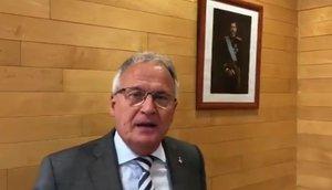 Josep Bou: «Si no ho hagués fet Valls, ho hauria fet jo»