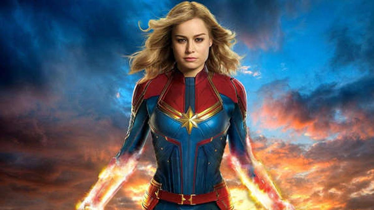 'Capitana Marvel': feminismo pop de hace 20 años