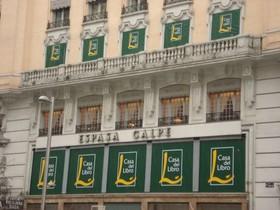 Casa del Libro de la Gran Vía deMadrid.