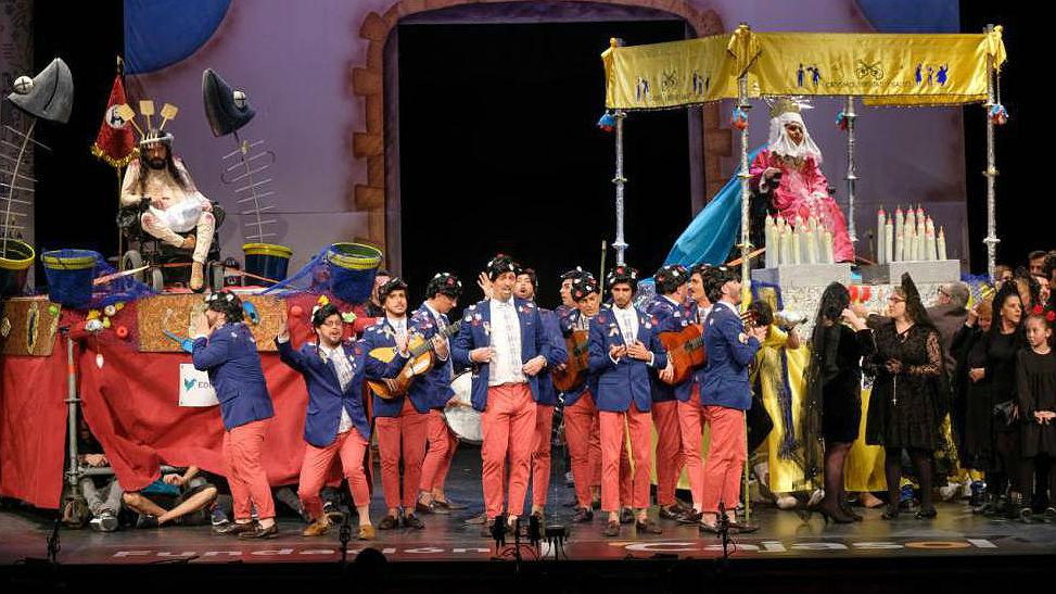 Expulsat de la seva germandat el líder del Carnaval de Cadis que satiritza el món confrare