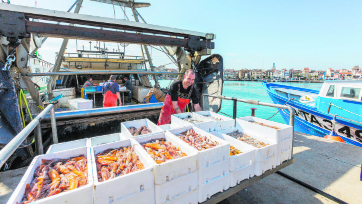 La cocina tradicional aprovecha todos los recursos del mar y la tierra