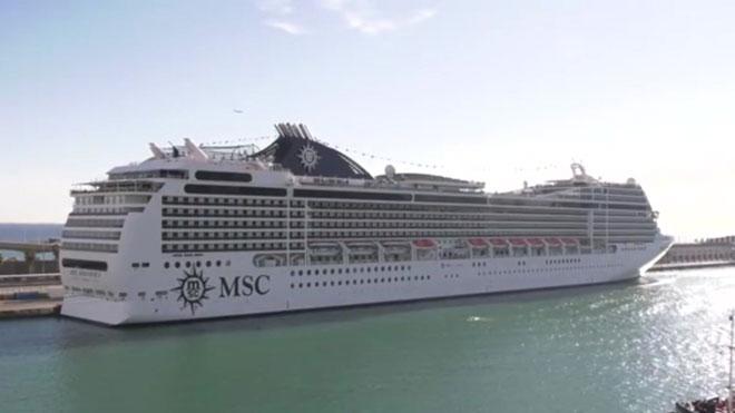 El crucero que dará la vuelta al mundo.