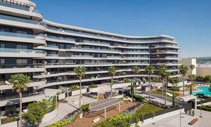 Nuevos proyectos de edificación residencial de Sacyr en Málaga, Huelva,y Mataró por 60 millones de euros.