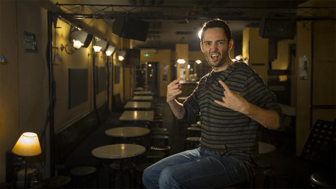 Mediterráneo: el bar on David Callejón es va convertir en David Guapo