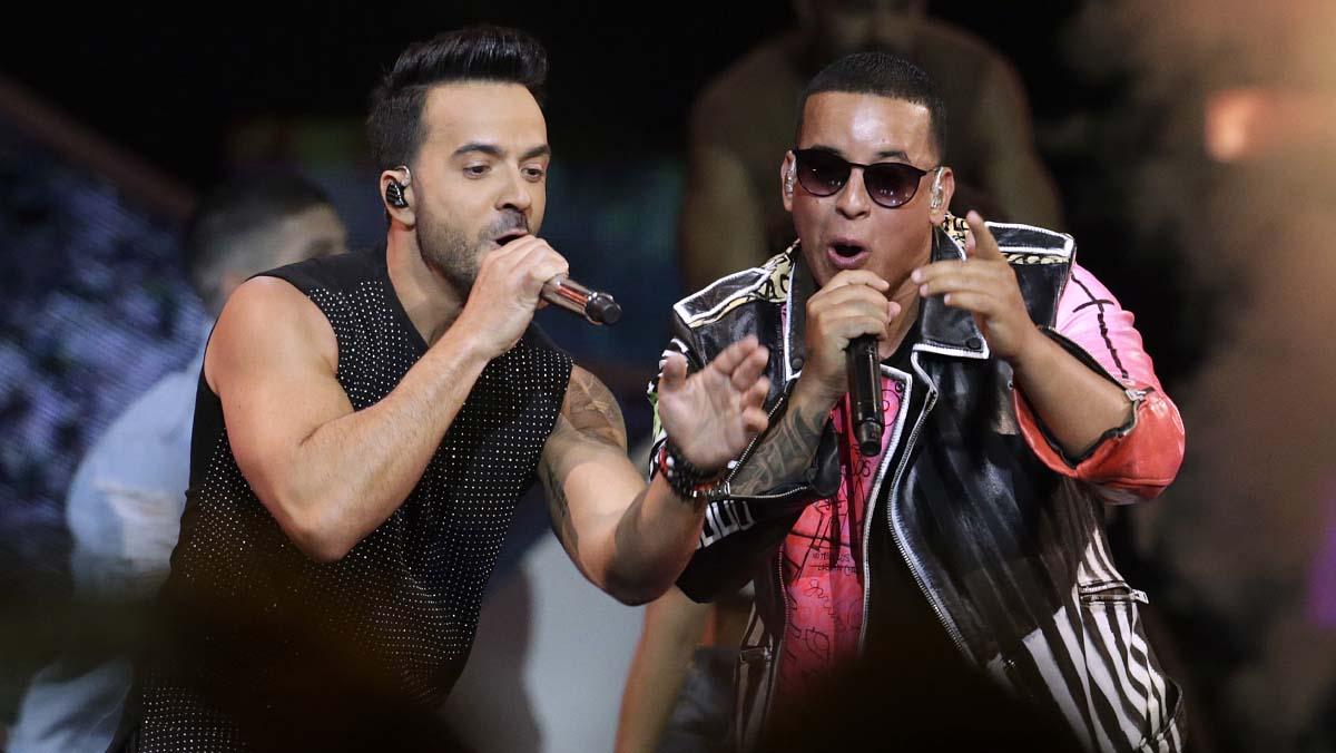 La versión original de Despacito, de Luis Fonsi ft Daddy Yankee.