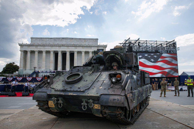 El Día de la Independencia que estará protagonizado por unos 300 militares.