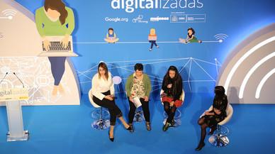 Llega el proyecto Digitalizadas de la mano de Google