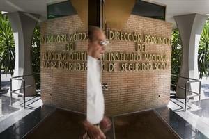 Dirección Provincial del INSS de Barcelona.