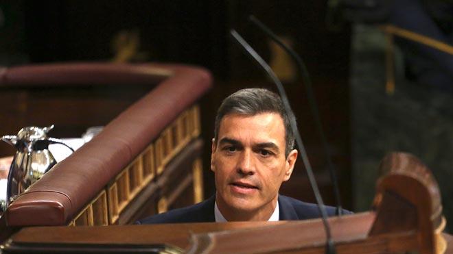 Sánchez ofrece una reforma constitucional para evitar los bloqueos de la investidura.