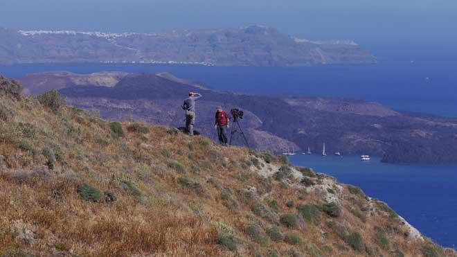 Una imagen del programa 'Grandes documentales', de DMAX, sobre la Atlántida.