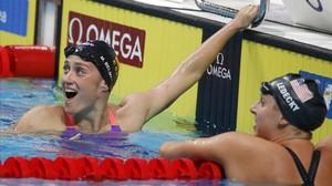 Belmonte, subcampiona mundial dels 1.500 lliure