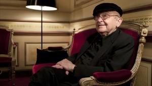 El escritor y superviviente del Holocausto Aharon Appelfeld, en una imagen del 2010.