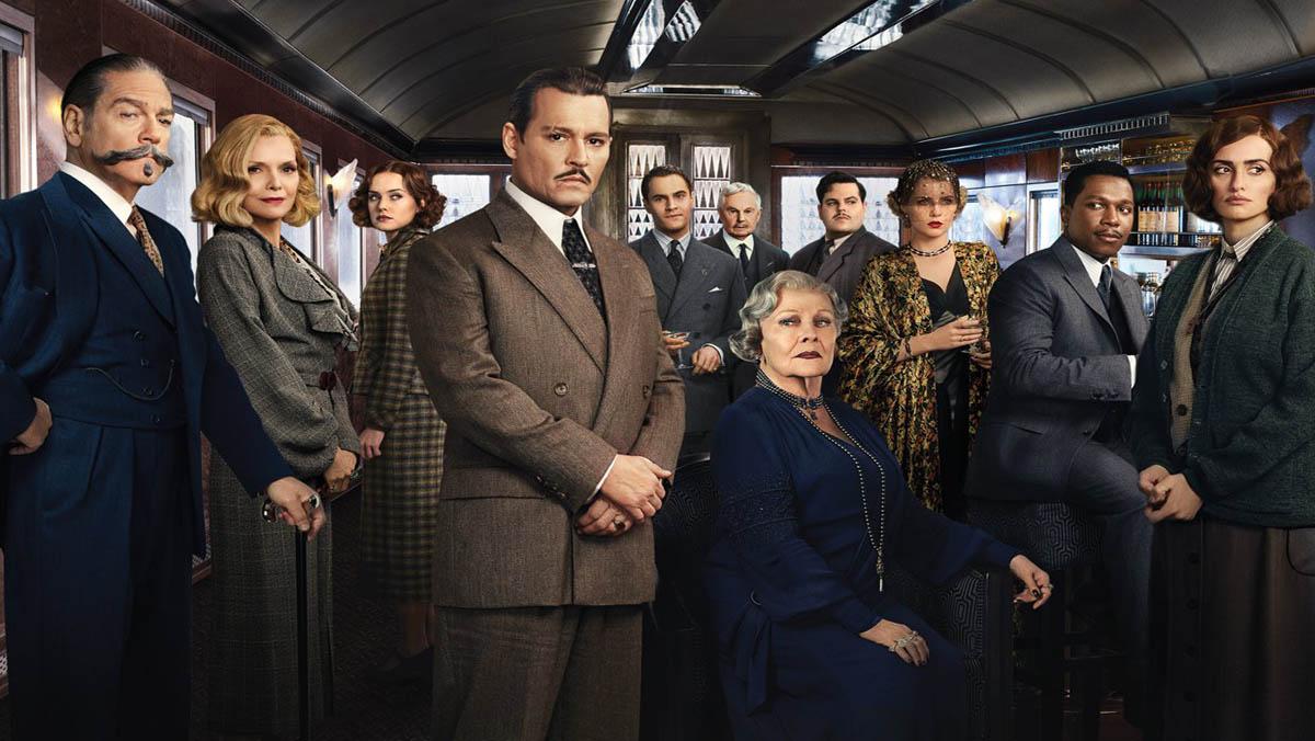 Tráiler de Asesinato en el Orient Express. (2017)