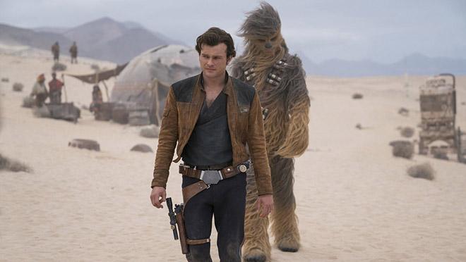 Tráiler de Han Solo: Una historia de Star Wars (2018)
