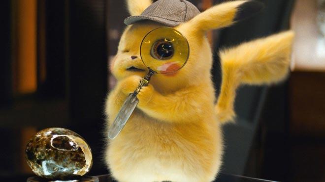 'Pokémon: detective Pikachu': carnassa per a fans