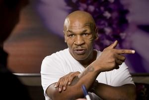 El exboxeador Mike Tyson, en una imagen de hace dos años.