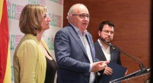 La Generalitat dotarà de forma extraordinària 370 milions d'euros per fer front a l'emergència educativa