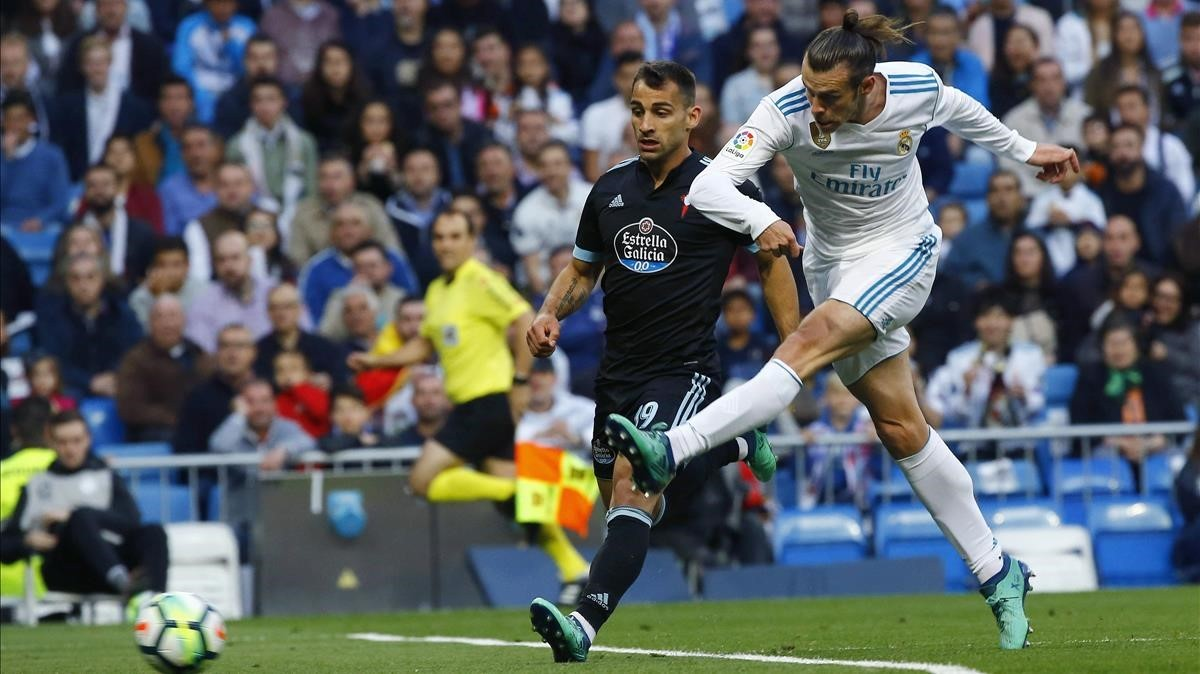 El madrid se despide del bernab u goleando al celta 6 0 for El marca del madrid