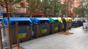 Gavà inicia el procés de renovació de tots els seus contenidors
