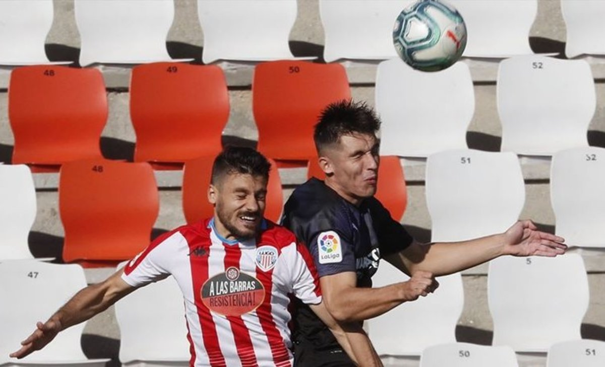 El Girona deixa escapar un triomf d'or a Lugo