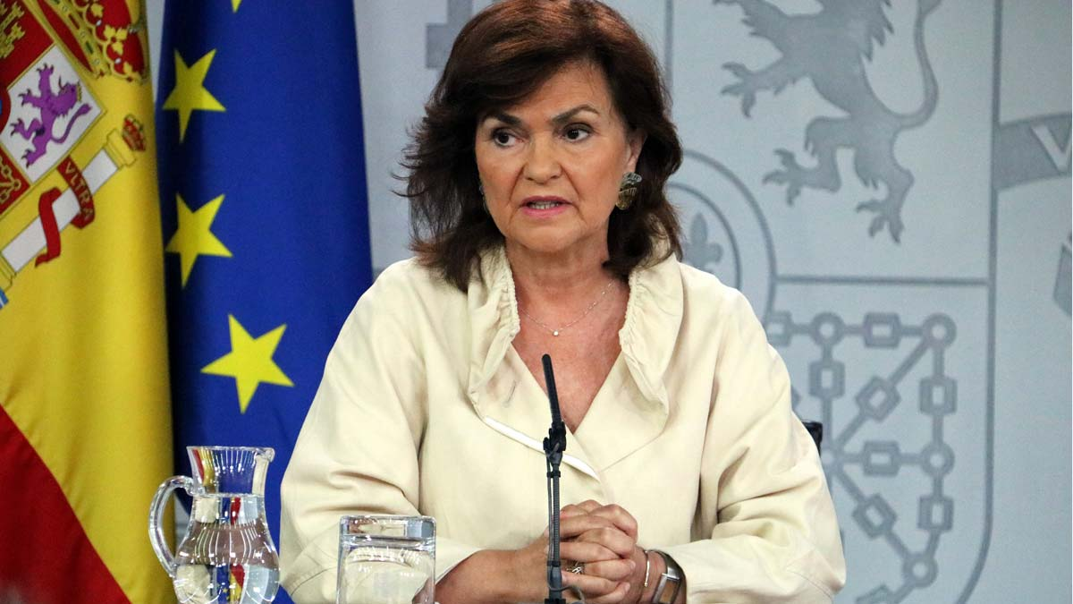 El Gobierno exhumará a Franco sin perder ni un solo instante.