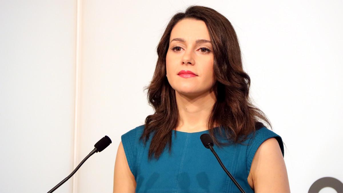 Inés Arrimadas participarà en un nou col·loqui Primera Plan@
