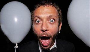 El italiano Valentino Rossi hizo de DJ, el pasado fin de semana, en la boda de su amigo Uccio Salucci.