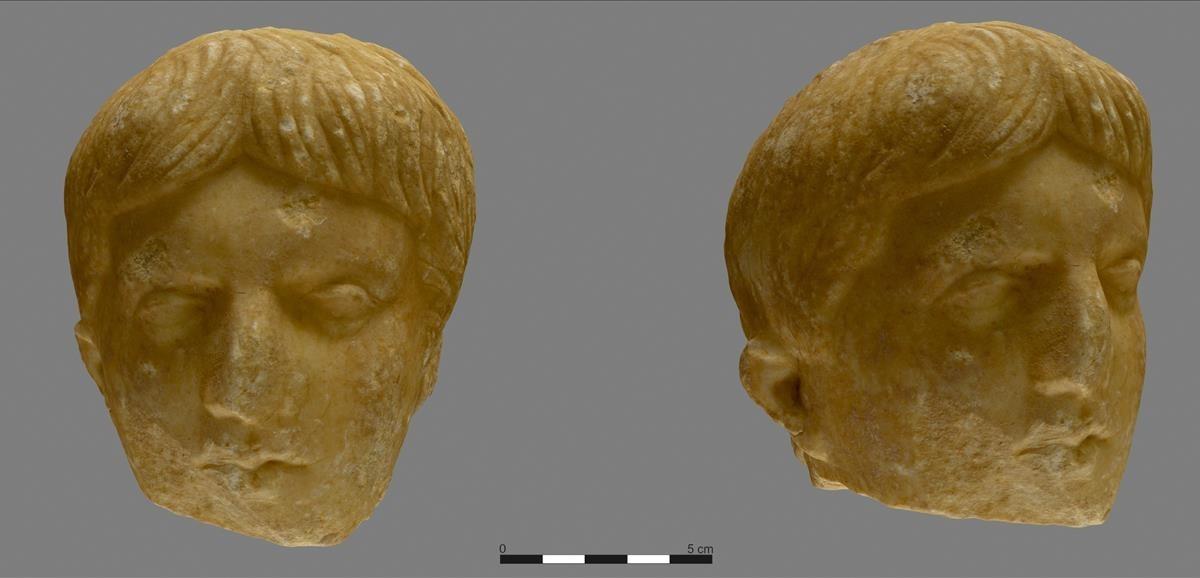 El mercat de Sant Antoni ocultava un ric catàleg dels ritus funeraris romans