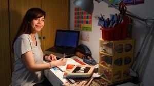 Anna Nuel, estudiante del máster de Psicopedagogía en la UAB.
