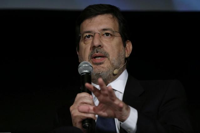 El juez de la Audiencia Nacional Fernando Andreu, el pasado mayo, en un congreso en Madrid.