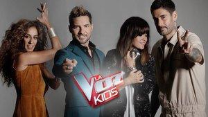 'La voz kids' tendrá por primera vez cuatro coaches: Vanesa Martín se une a David Bisbal, Rosario y Melendi