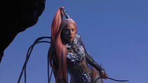 Una imagen promocional de Lady Gaga.