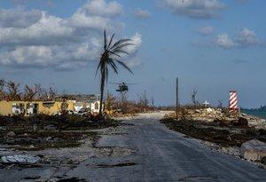 Las fuertes lluvias han azotado a Bahamas