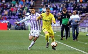 El Girona s'enfonsa una mica més a Valladolid