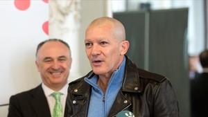 Antonio Banderas compra un avió privat a Telefónica