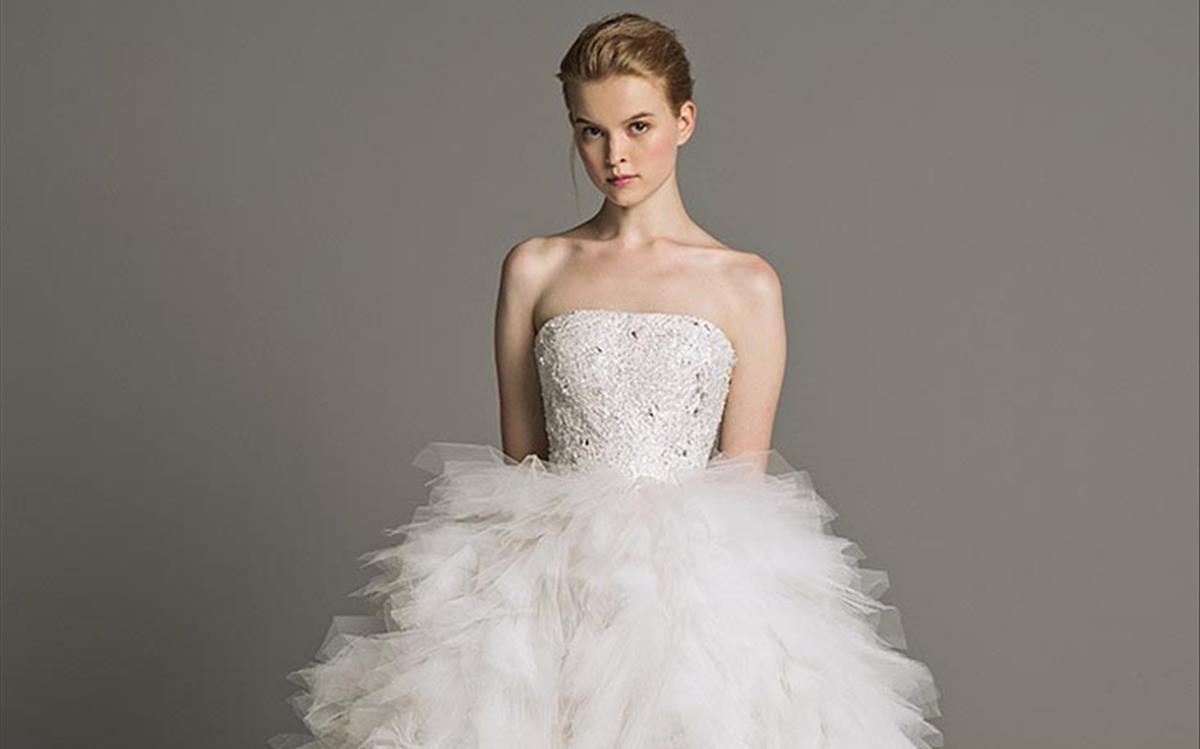 El vestido Janet Dress de Peter Langner.