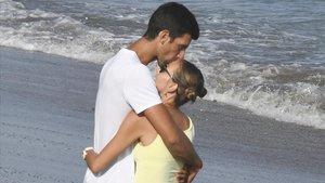 Djokovic, romàntic a Marbella